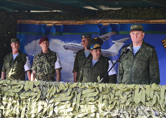 «Славянское братство— 2017»: антитеррористическую операцию нагидроузле провели вБресте